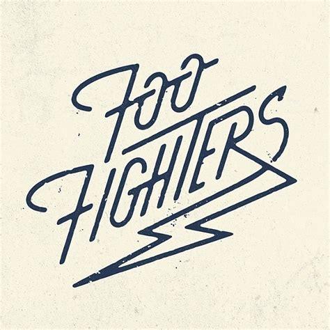lightning font foo fighters by pavlov in lightning bolts