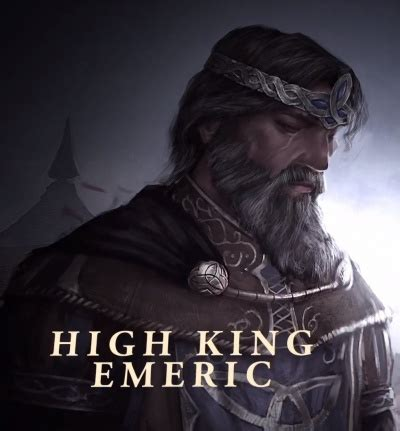 The High King Of Montival 1 eso high king emeric orcz the wiki