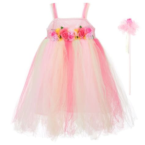 design dress up dress up by design girls summer fairy 2 piece dress up