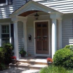 Front Door Porticos Stunning Front Porches And Porticos Custom Deck Builder Archadeck Outdoor Living