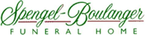 spengel boulanger funeral home highland il legacy