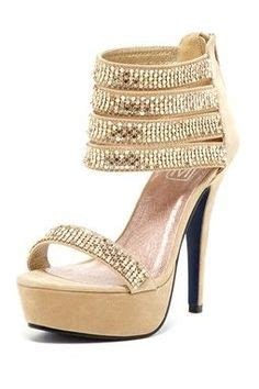 Sandal Mitzi Gold gold on gold dress gold sandals and gold
