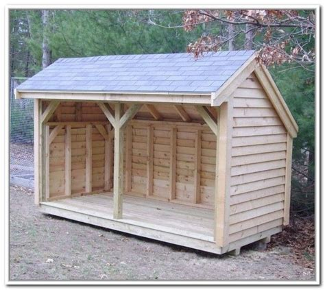 wood shed ideas  pinterest wood rack