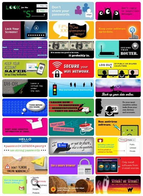 7 Tips On Staying Safe On by 153 Best Digital Citizenship Images On Digital