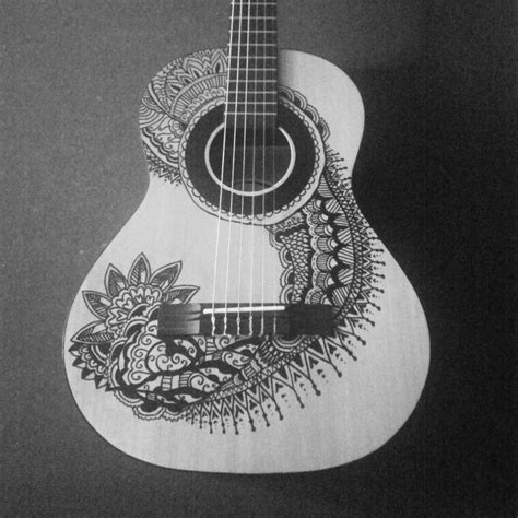 guitar pattern tumblr 17 best images about guitar i ll beautiful i am and