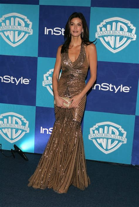 Teri Hatcher At The Golden Globes by Teri Hatcher Photos Photos Warner Brothers Instyle