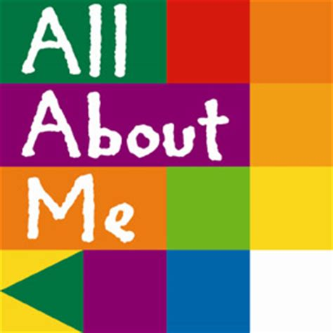 About All all about me cover page