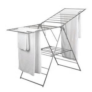 Clothes Air Dryer Rack Ltw 28 Rail Stainless Steel Clothes Airer Bunnings Warehouse