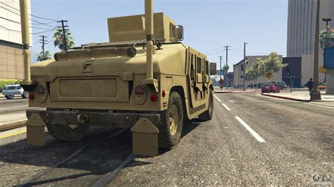 armored humvee m1116 humvee up armored 1 1 для gta 5