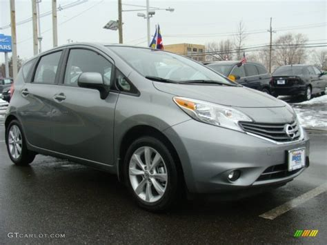 grey nissan versa 2014 magnetic gray nissan versa note sv w sl package