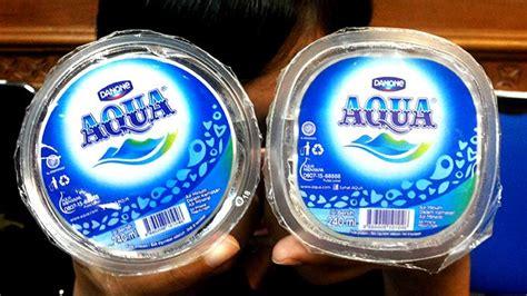 Air Kemasan Gelas Arya Pdg