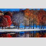 Taiga Landscape Winter | 3000 x 1875 jpeg 2185kB