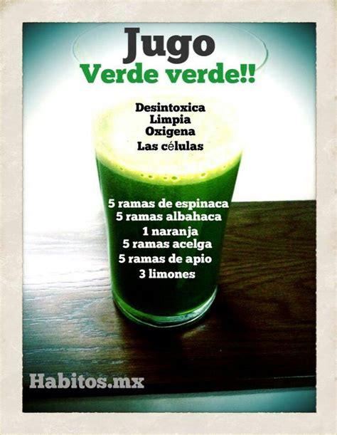 Como Hacer Un Jugo Verde Detox by Beneficios De Los Zumos Verdes Tu Salud Y Bienestar