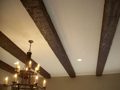 boxed beam ceiling home design