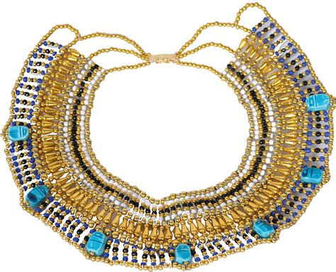 ancient egyptian cleopatra collar necklaces ancient egyptian necklace cleopatra scarab jewelry