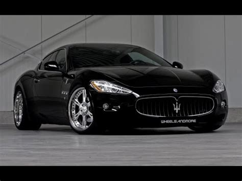 Black On Black Maserati by Maserati Granturismo 2015 Black Maserati