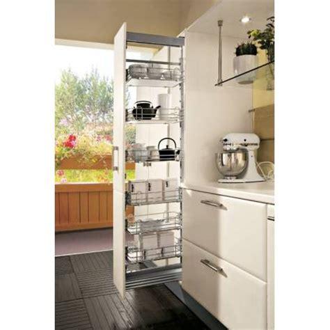 colonne coulissante compl 232 te accessoires de cuisines