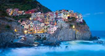 In cinque terre boasts a nativity lit with 15 000 solar powered lights