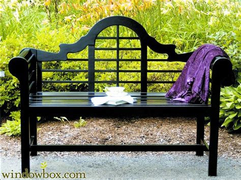 garden bench planter garden benches for sale