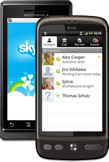 samsung skype skype for android now compatible with samsung galaxy s zdnet