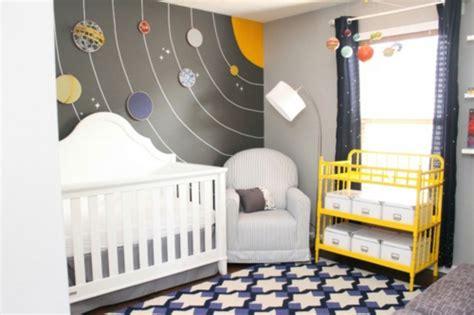 Kinderzimmer Weltall Gestalten by Babyzimmer Komplett Gestalten 25 Kreative Und Bunte Ideen
