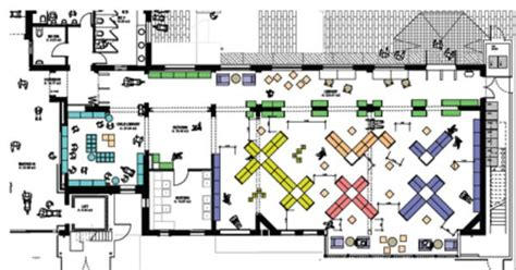 library layout design ideas southbank library at boyd city of melbourne floor plan