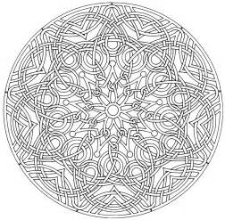 mandala coloring pages zen mandala complex and anti stress zen anti stress