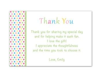 template for baby shower thank you cards thank you card template for baby shower best template idea