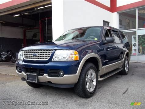how to learn about cars 2005 ford explorer parental controls 2005 ford explorer eddie bauer 4x4 in dark blue pearl metallic a54507 nysportscars com
