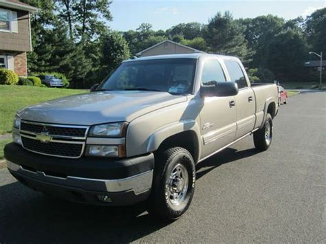purchase used 2005 chevy silverado 2500hd in pearl river new york united states for us 20 000 00
