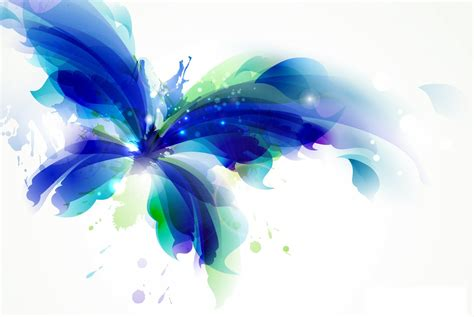 wallpaper butterfly abstract abstract butterfly flowers paint background hd wallpaper