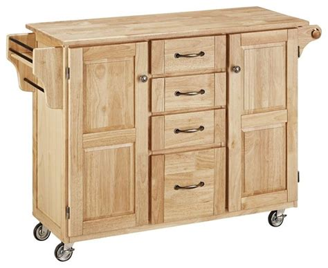 kitchen island trolley wooden kitchen cart in finish contemporary