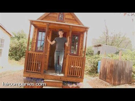 100 floors free 89 a tiny home tour shafer s 89 square foot home on