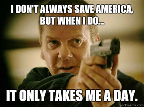 Jack Meme - little happies all about jack bauer