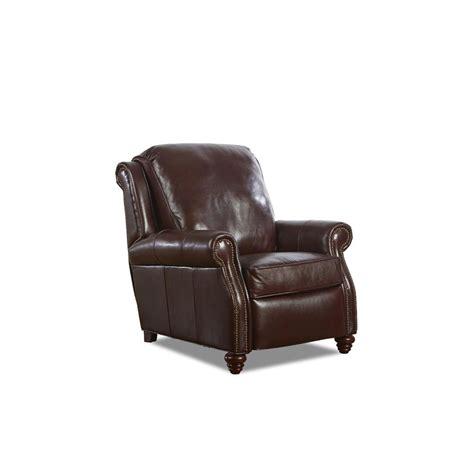 comfort design comfort design cl607 10 hlrc roman leather reclining chair