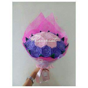 Bouquet Bunga Flanel Isi 10 Bunga jual boneka wisuda murah kado wisuda 081 5650 5657