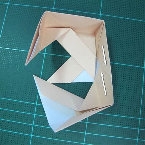 Origami Modular Box - origami box non modular comot