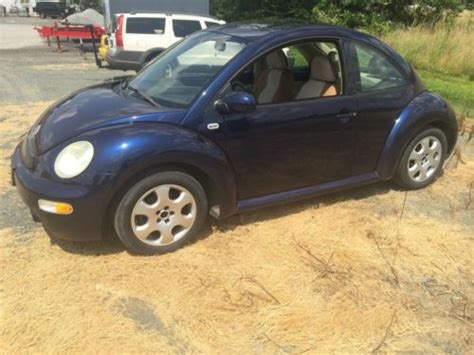 how does a cars engine work 2002 volkswagen rio auto manual find used 2002 vw beetle tdi 5 speed clean car needs work no reserve in forest hill