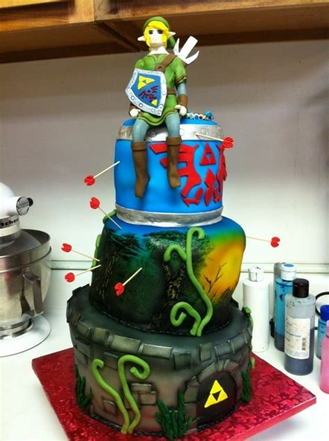 link de themes 52 best zelda cakes images on pinterest zelda cake