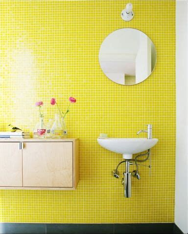 17 best ideas about yellow tile bathrooms on yellow tile yellow bath inspiration