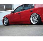 Red Toyota Aristo Lexus GS300 On BBS LM VIP Style  RS