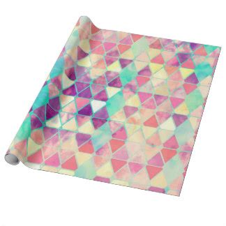 triangle pattern gift wrap triangles pattern gifts t shirts art posters other