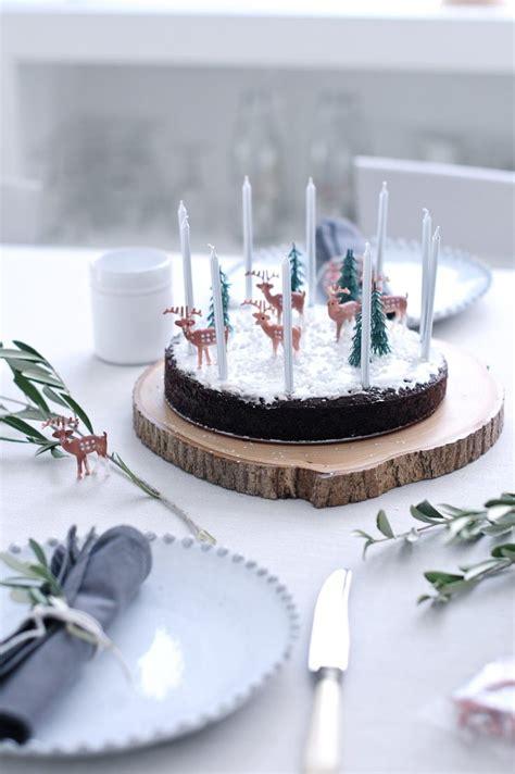 decorar tarta navidad decorar tartas de navidad para ni 241 os