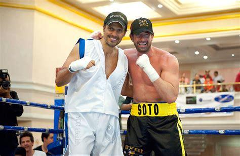 Gabriel Soto En Boxeo   gabriel soto se corona ce 243 n en una pelea con mucho