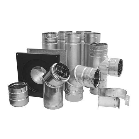 chiminea flue kit 5 inch stainless steel chimney liner kit hanging cowl fit