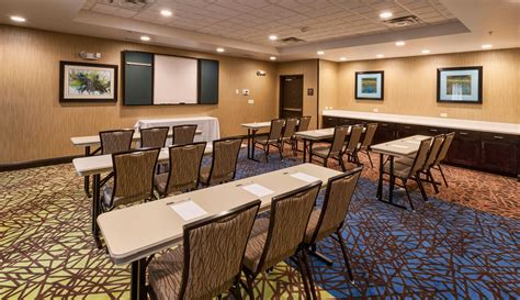 Panera Meeting Room by Hton Inn Suites Duluth Mall Area Duluth
