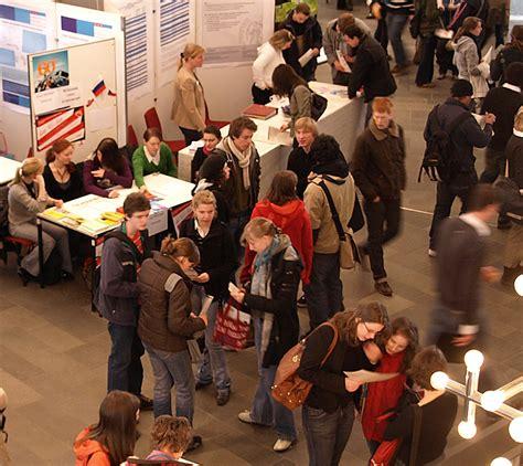 Bewerbungsfrist Uni Uni Kiel Studien Informations Tage 2008 Ein Res 252 Mee