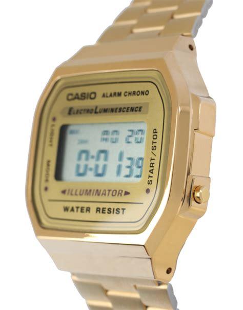 casio 9ef gold digital gadgeoo demo