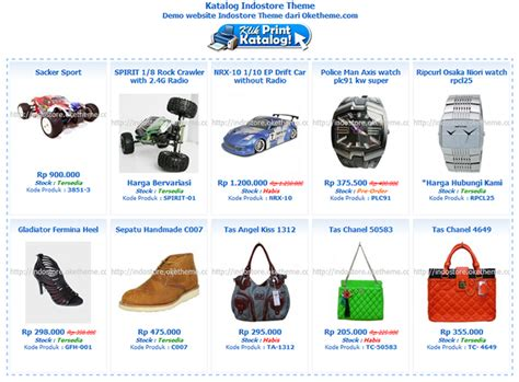 Theme Template Toko Indostore indostore theme tokosatu jasa pembuatan website dan toko