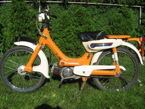 honda mopeds for sale 1976 honda pc50 moped for sale in ontario